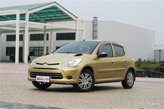2012款东风雪铁龙C2雷霆上市 接受预订