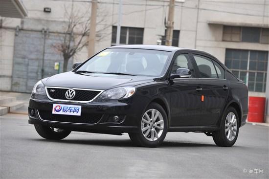 上海大众全系亮相车展 朗逸送5千元装潢