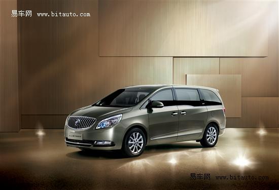 新GL8 现车南昌已上市 感受美系商务派
