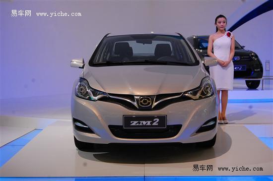 海马郑州新车计划 A级三厢轿车年底推出