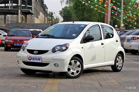 比亚迪F0现车充足 置换享免费评估