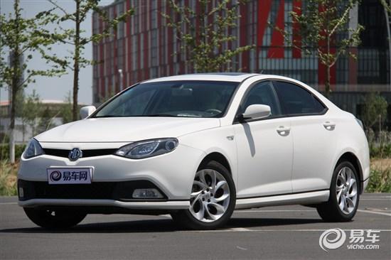 MG6 1.8T海南到店接受预定 订金1万元