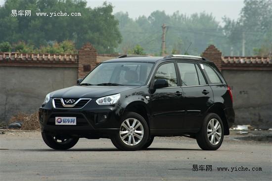 2012款瑞虎DVVT大连到店 购车暂无优惠