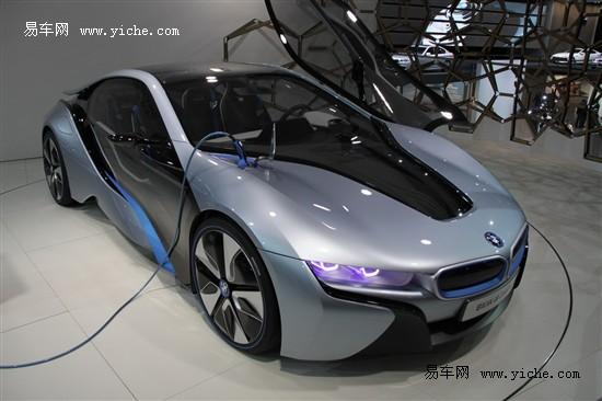 BMW i8 Concept概念车