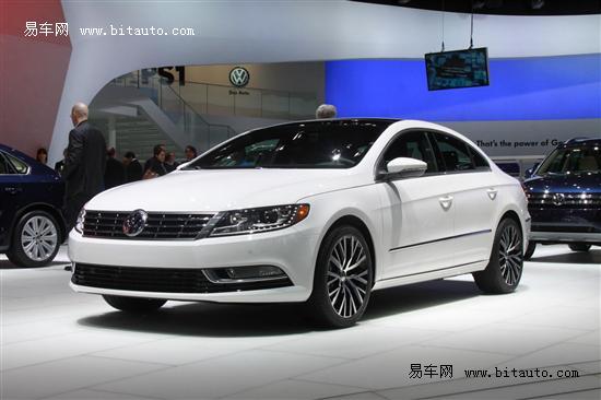 2012款一汽-大众CC将于北京车展亮相