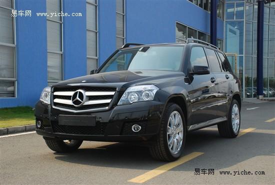 北京奔驰GLK西安现车少 订车2-3个月