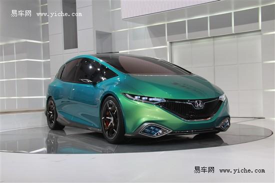 东风本田将推全新MPV 基于Concept S打造