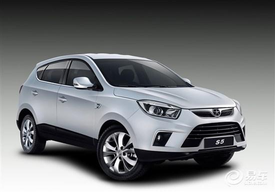 江淮新SUV将亮相广州车展 搭载1.8T+6MT