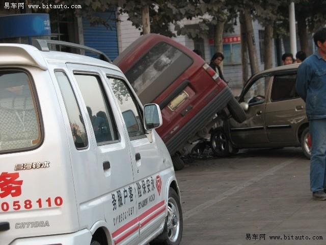 福莱尔车祸现场高清图片