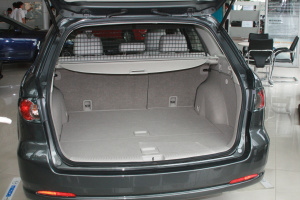 马自达6 Wagon行李箱空间图片