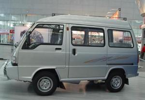 五菱兴旺正侧(车头向左)图片