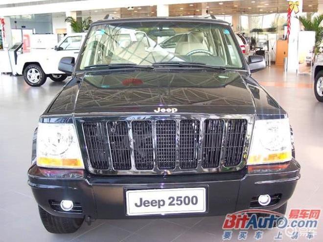 Jeep25002500正前水平