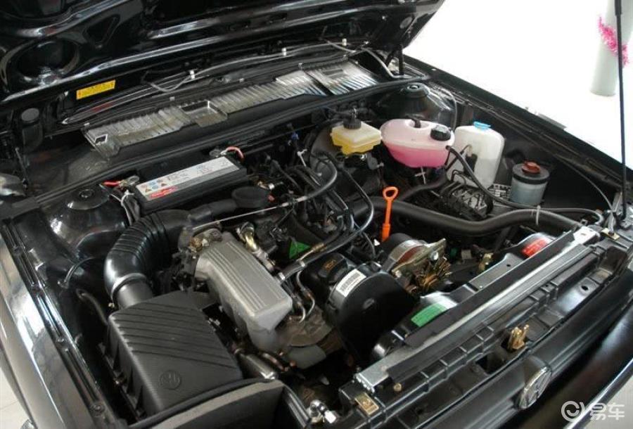 【新桑塔纳1995款gls型发动机汽车图片-汽车图片大全