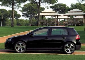 高尔夫GTI(进口)正侧(车头向左)图片