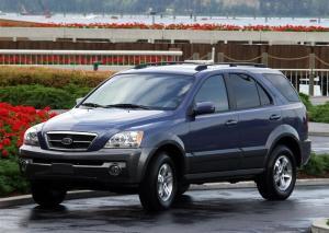 起亚 索兰托 2006款 3.8L 手动 豪华版汽油