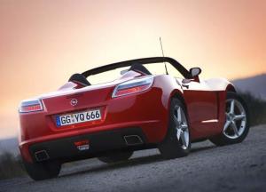 欧宝GT(进口)后45度(车头向右)图片