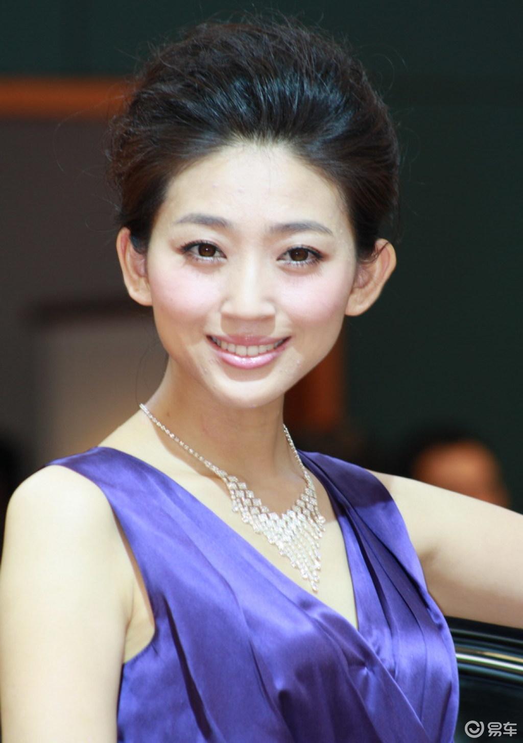 上海气质美女生活照