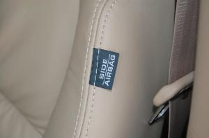 座椅特殊细节