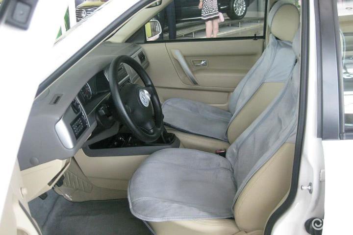 汽车图片 大众 上汽大众 桑塔纳志俊 2008款 1.