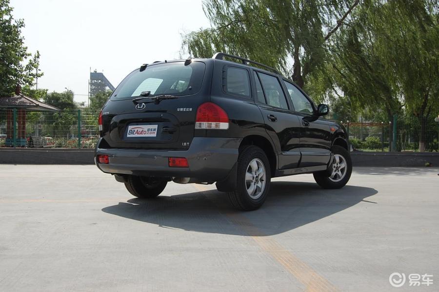 华泰圣达菲增 华泰圣达菲柴油版 华泰圣达菲2.0柴油高清图片