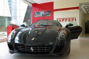 法拉利599(进口)图片