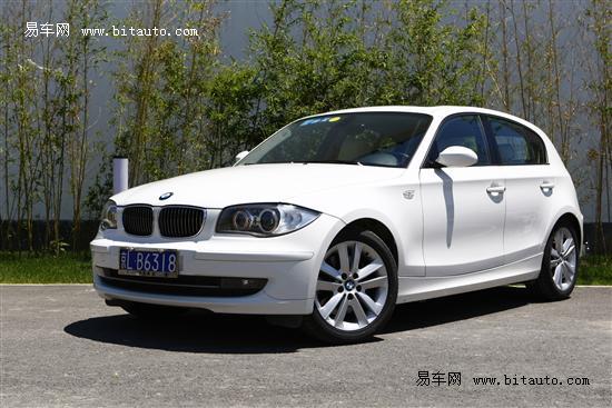 宝马1系运动限量版将于7月30日北京上市