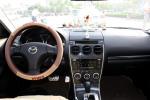 马自达6轿跑车完整内饰(中间位置)图片