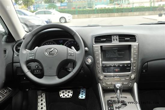 用优雅体现速度 试驾2009款雷克萨斯IS300