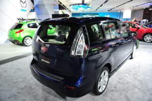 马自达MPV(进口)Mazda5图片