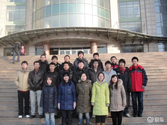 车队是吉林大学汽车工程学院优秀的科技创新团队之一