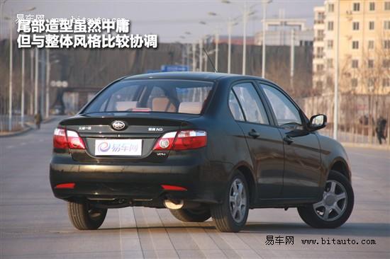 一汽夏利N5评测 最新夏利N5车型详解高清图片