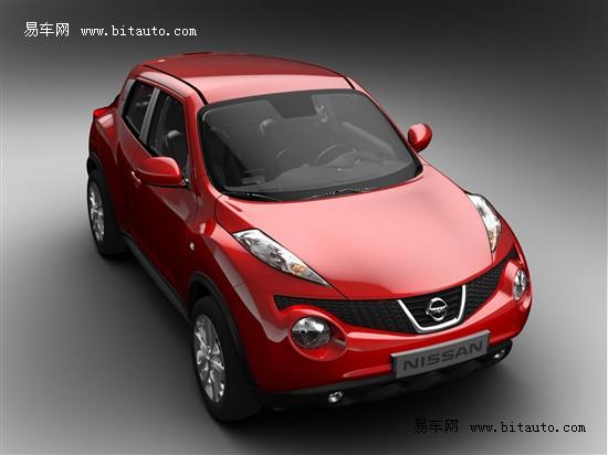 2010纽约车展 日产JUKE车型细节首次曝光