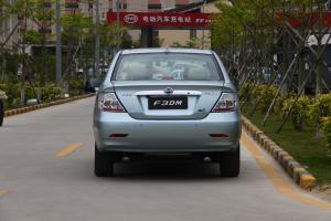 比亚迪F3DM正车尾图片