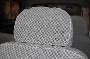 路尊小霸王驾驶员头枕图片
