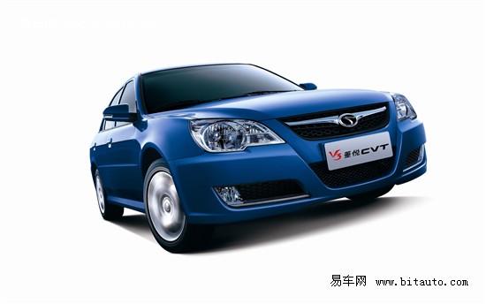 V3菱悦CVT于4月10日上市 售7.79-8.69万元