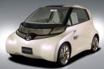 丰田FT-EV丰田FT-EV II官方图图片