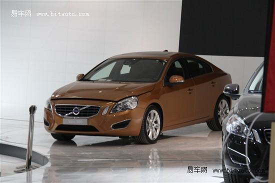 新沃尔沃s60将引进中国 吉利成都工厂代工高清图片