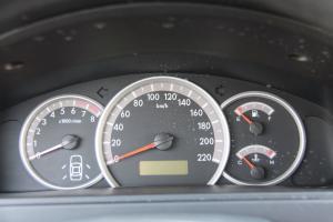 长安CX30两厢仪表 图片