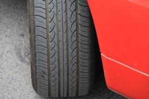 莲花L3三厢轮胎花纹图片