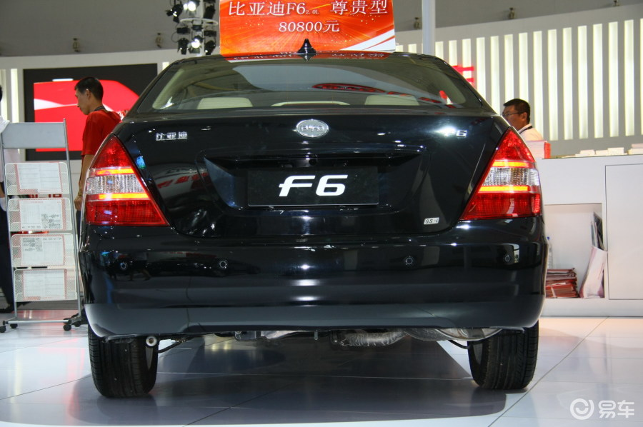比亚迪f6报价及图片 比亚迪f6裸车多少钱 比亚迪f6改装奔驰 高清图片