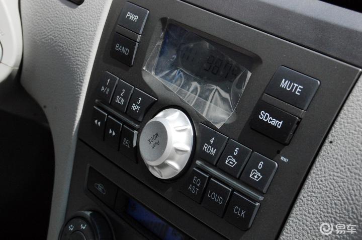 【夏利N5 1.0L 手动 标准型 国三+OBD2010款夏利N5内饰图片】-易车高清图片