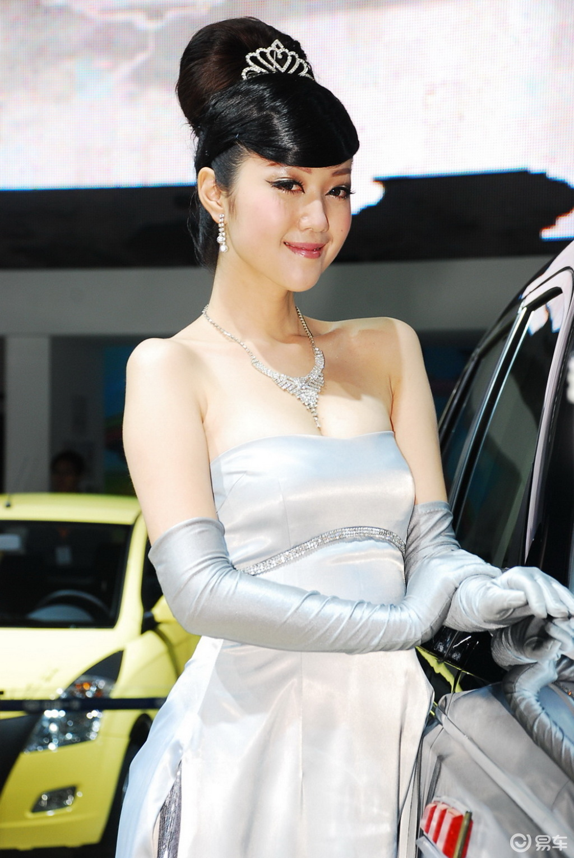 美女 职业美女 模特 车展东方女神东方女神图片美女 竖
