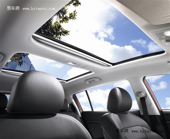 4款20万左右全景天窗SUV 起亚智跑高清图片