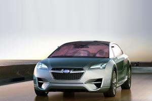 Tourer Hybrid斯巴鲁Hybrid Tourer Concept图片