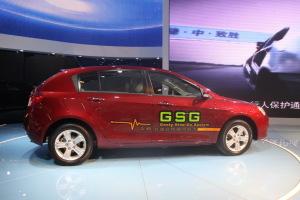 EC7-RV Hybrid帝豪EC7-RV Hybrid图片