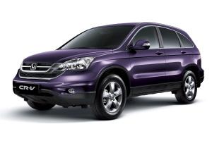 CR-V水晶紫