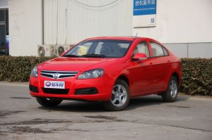长安CX30 2011款 1.6L 手动 三厢舒适型