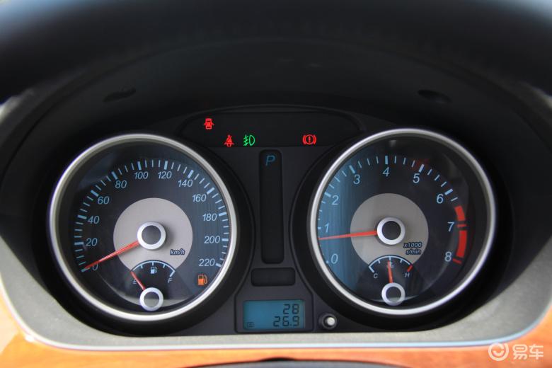 怎样看凯越汽车仪表盘 汽车仪表盘图标大全 汽车仪表盘符高清图片