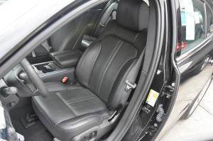 林肯MKS驾驶员座椅图片