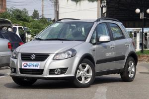 铃木 天语SX4两厢 2011款 1.6L 自动 两厢舒适版